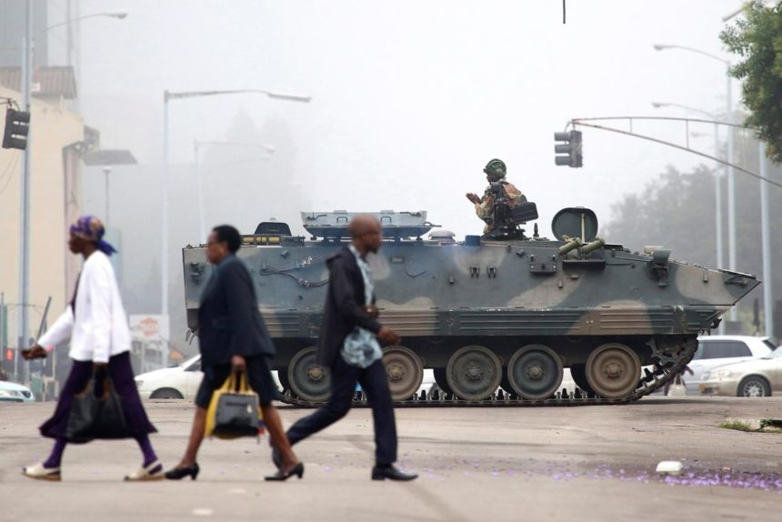 Amid turmoil in Zimbabwe, Canadians there urged to remain indoors