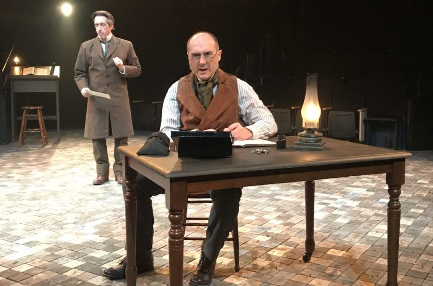 Globe Theatre presents 'A Christmas Carol'