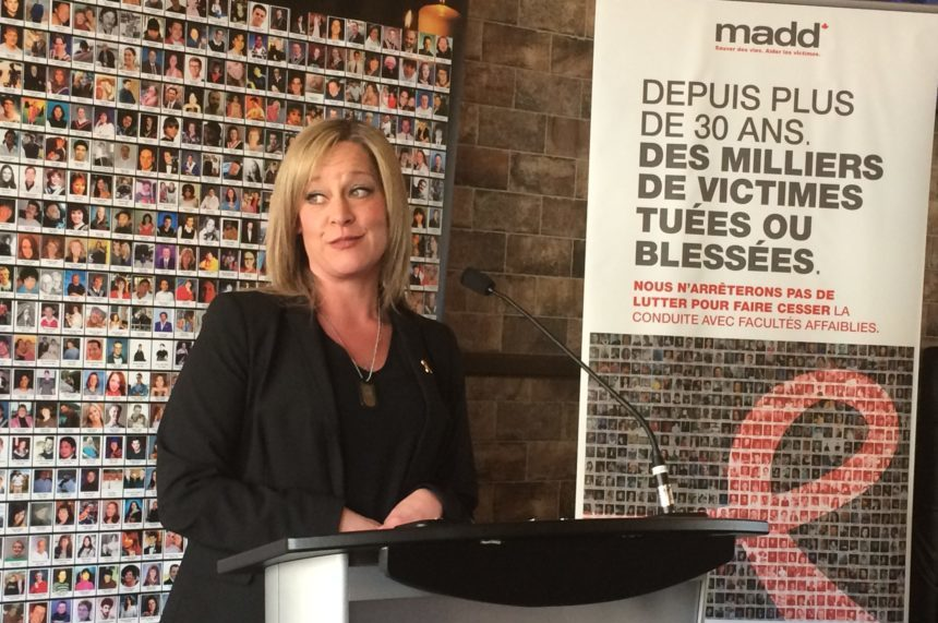 MADD ribbon marks 30 years with sobering reminder