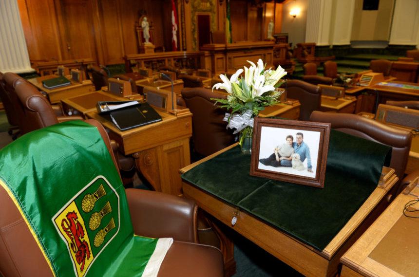 Legislative colleagues remember Melfort MLA