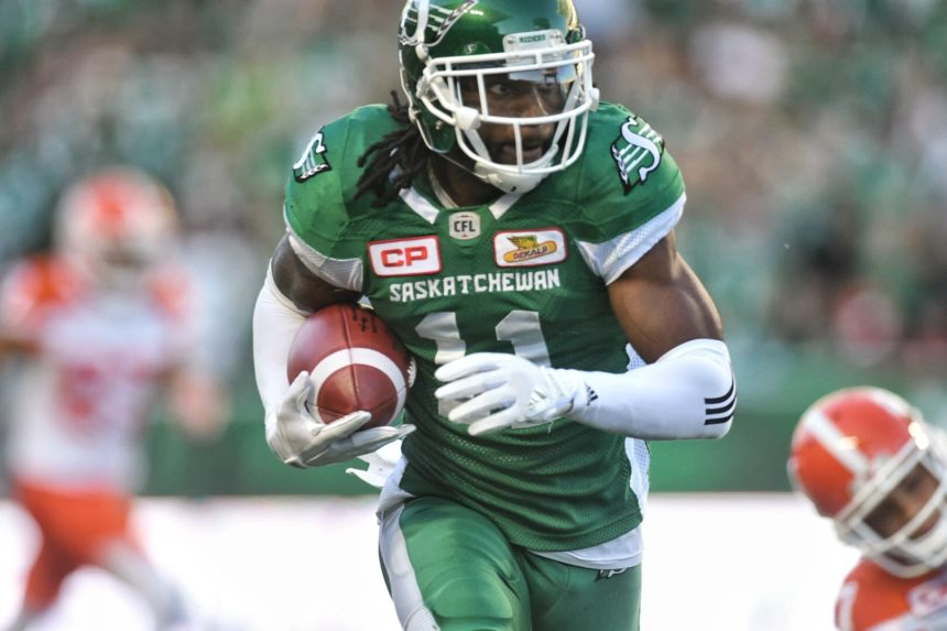 Riders, Gainey preparing for dynamic Redblack offence