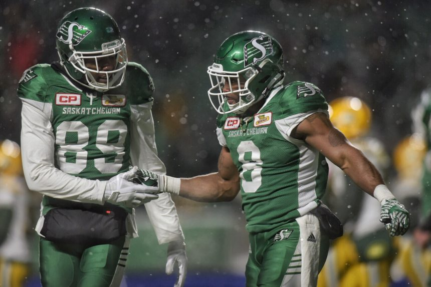 Riders are Ottawa bound after fizzling out versus Esks
