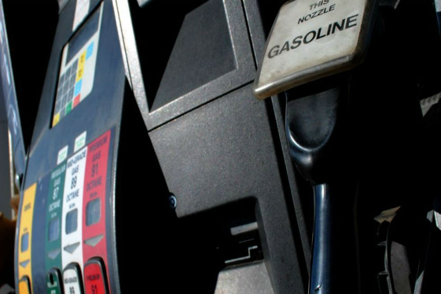 Price at the pump jumps on west coast, stays low in Regina
