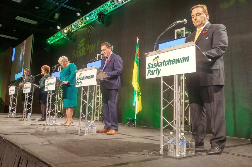 Sask. Party prepares to name new leader, premier