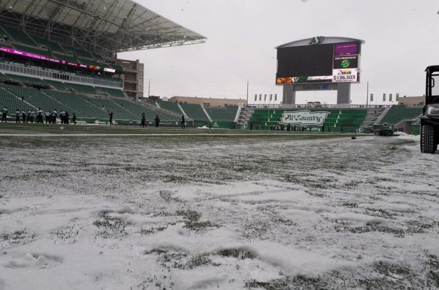 Rider fans ready to brave cold for playoff game