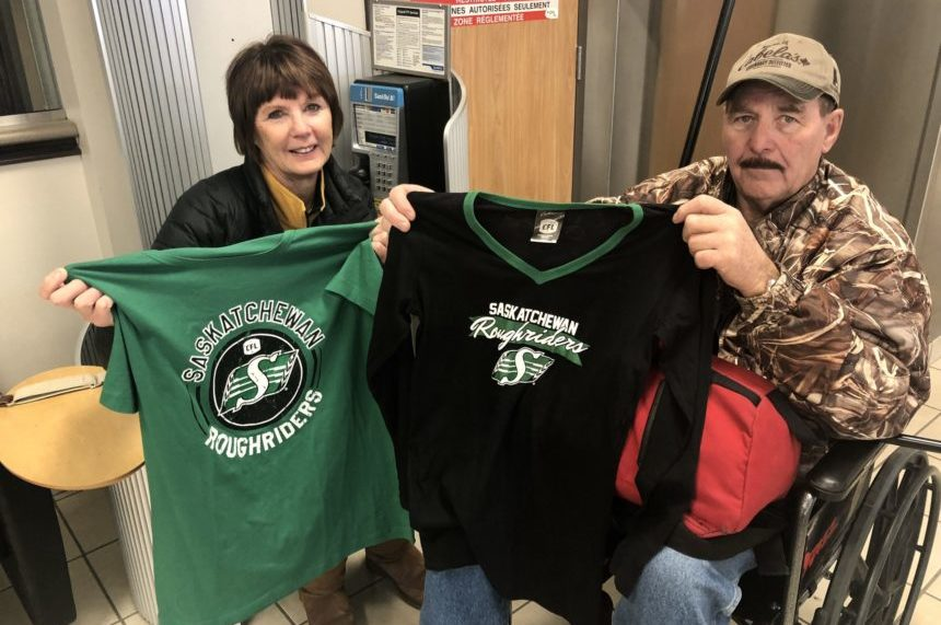 'Rider gear is international:' Fans pack merch for UK friends