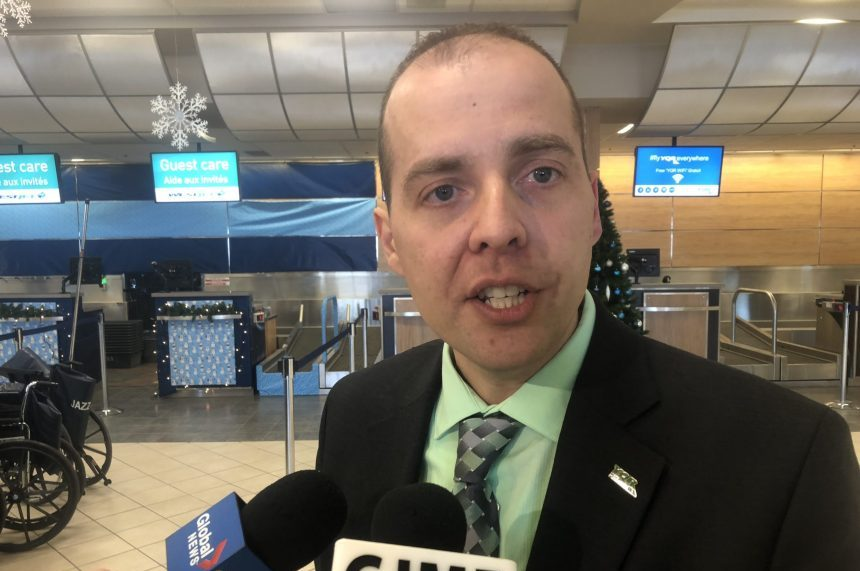 New airport CEO to look at international, low-fare flights