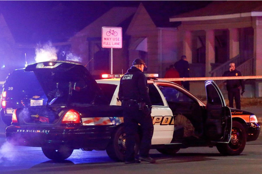 Police: Prank led to police shooting unarmed Kansas man
