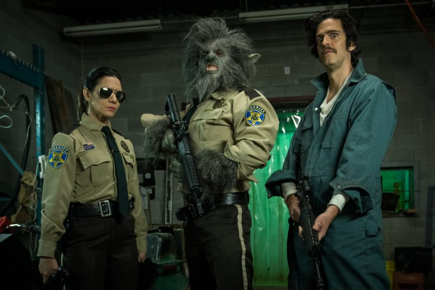 Wolfcop sequel hunts for audience as it premieres in theatres