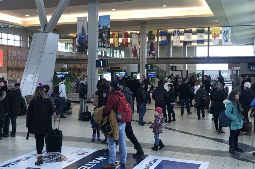 Shorter, quieter landings coming to Regina airport