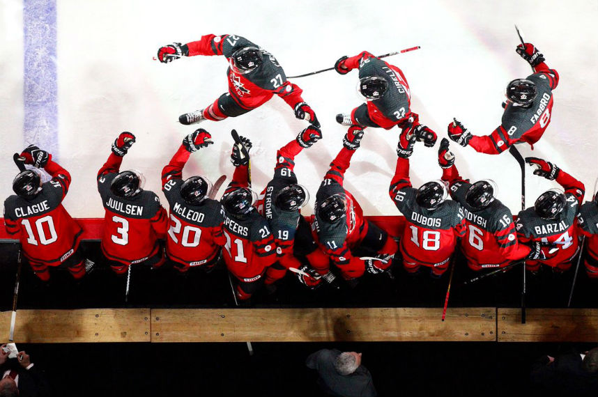 Canada faces Denmark in game 4 match-up at World Juniors