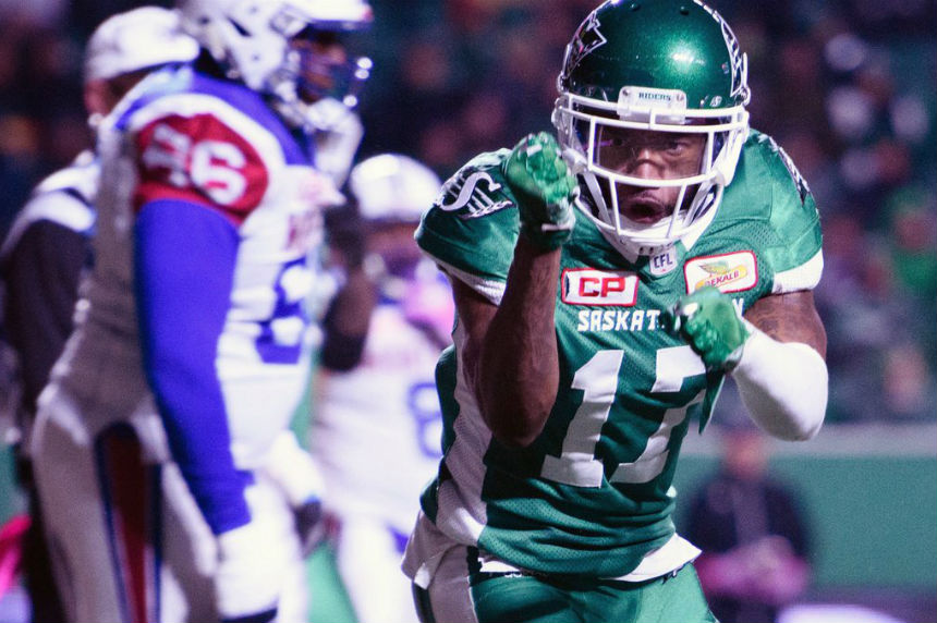 Riders sign Crezdon Butler to extension