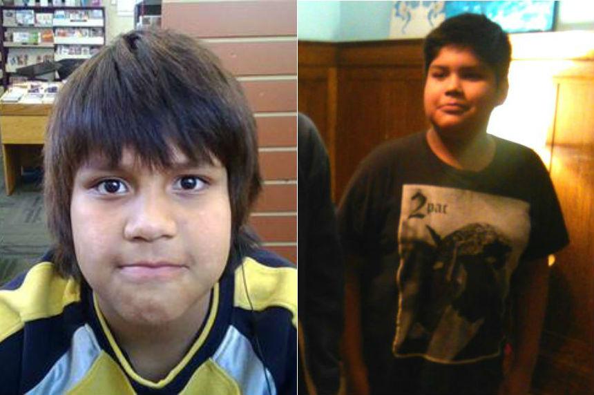 2 missing brothers found in Regina