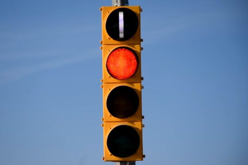 New traffic signal to help Regina city transit
