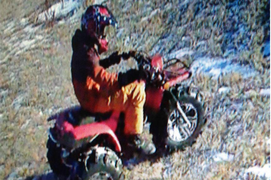 Sask. RCMP seek ATV driver after cottage robbed, damaged