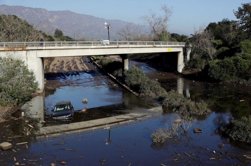 California mudslide takes lives of elderly, young; 5 missing