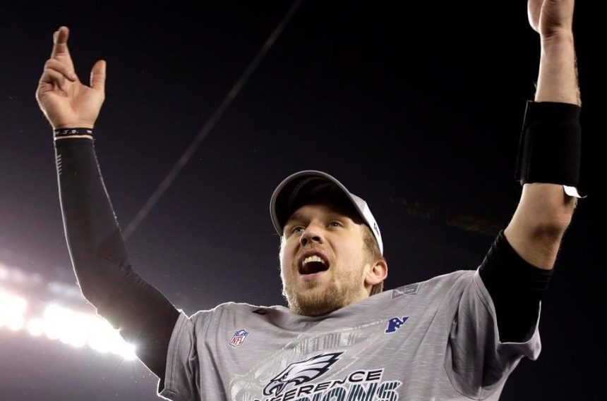 Foles, Eagles fly into Super Bowl, rout Vikings 38-7