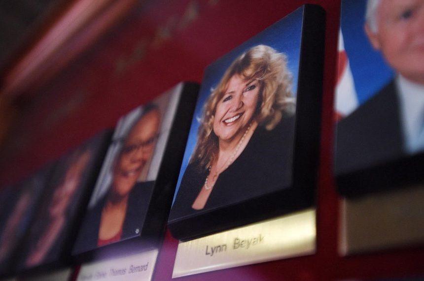 Sen. Lynn Beyak removed from Tory caucus over 'racist' post on website: Scheer