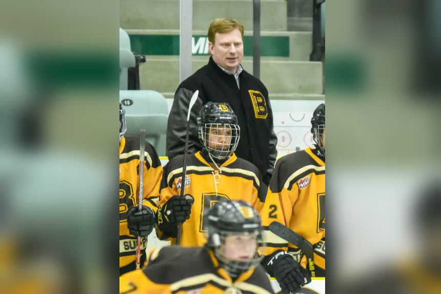 Memorial held for Estevan hockey coach killed in Hwy 39 crash