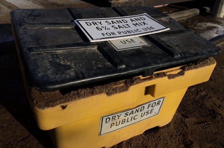 Demand still high for free sand in Regina