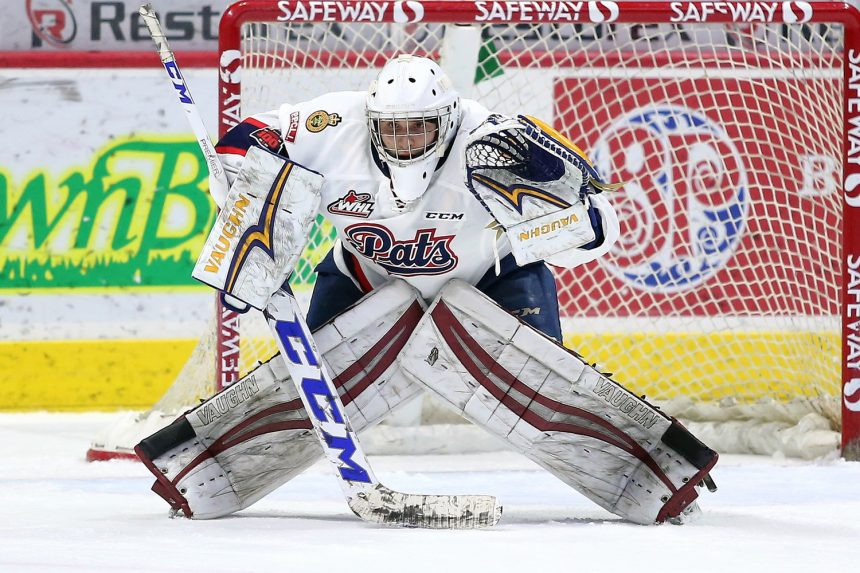 Pats shut out by Swift Current in playoffs game 1
