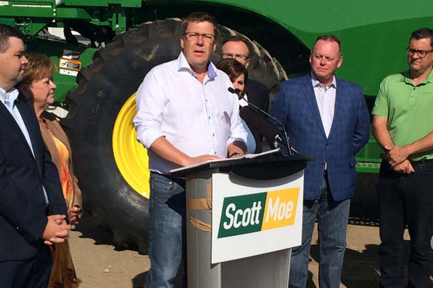 Sask. Party leadership candidate profile: Scott Moe