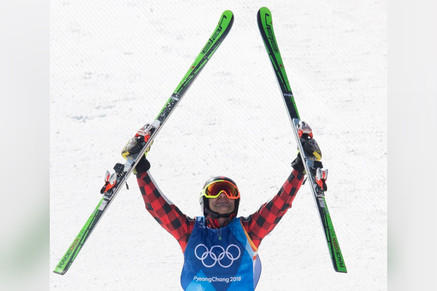 Olympic Roundup: Leman wins skicross gold
