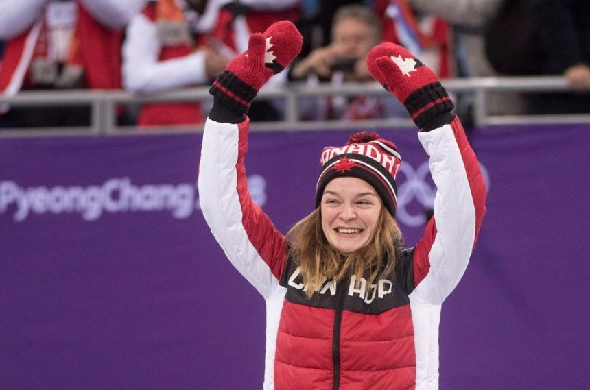 Olympic Roundup: Boutin threatened on social media after bronze-medal win