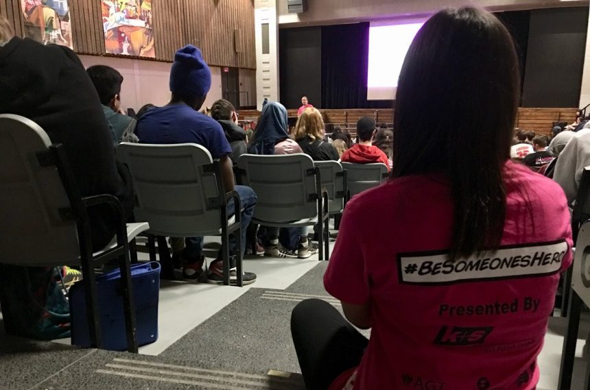 Pink Day brings bullying conversation to the forefront