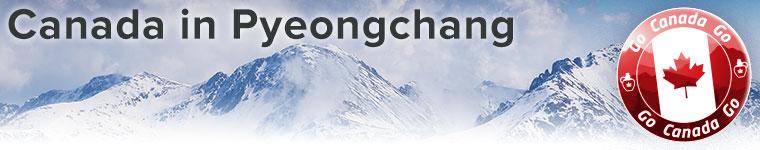 Canada in Pyeongchang
