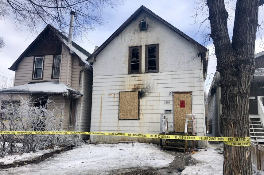 North Central home a 'total loss' after early morning fire