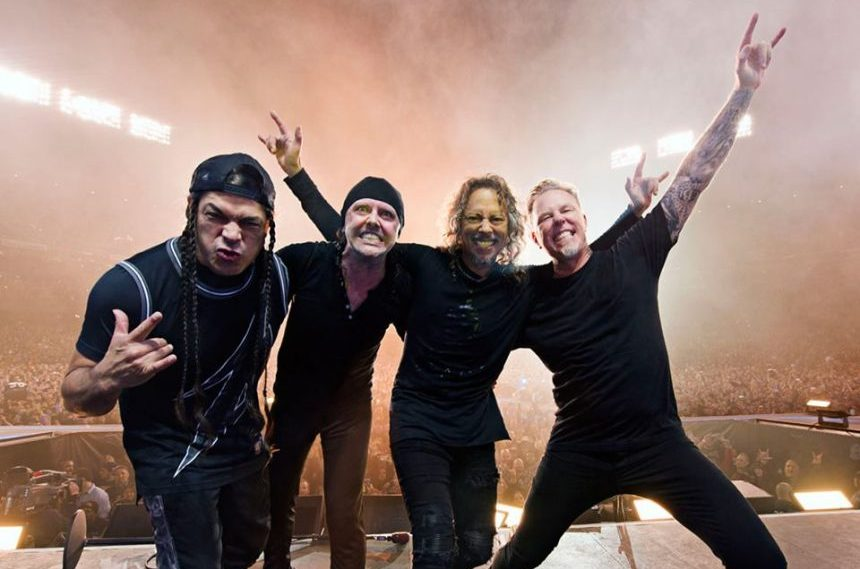 'Ride the lightning:' Metallica to play Saskatoon