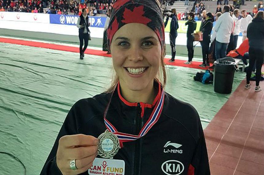 White City's Marsha Hudey ready for second Olympics