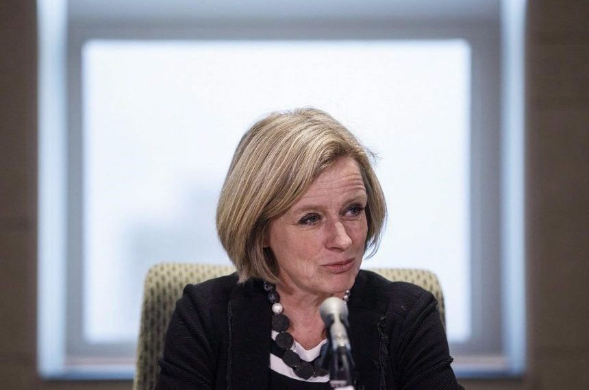 Notley says she wants progress within days from feds on B.C. pipeline dispute