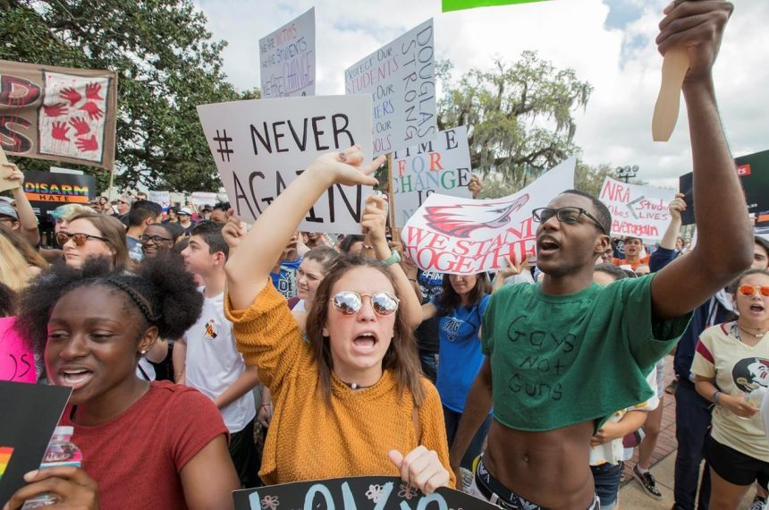 Shooting survivors issue call for action at Florida Capitol
