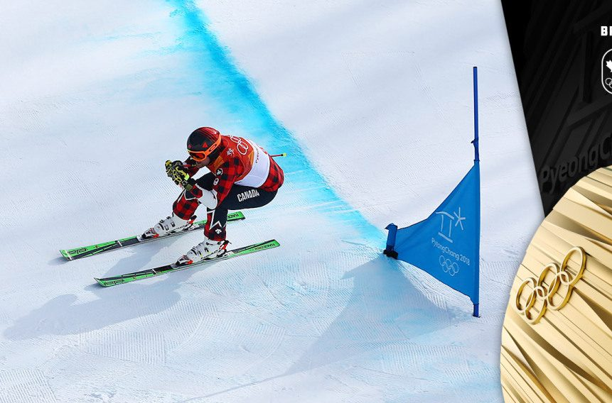 Canada's Brady Leman wins gold in Olympic men's skicross