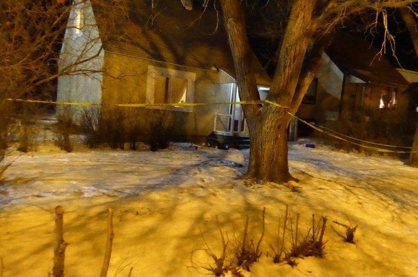 Regina police investigating sudden death in North Central