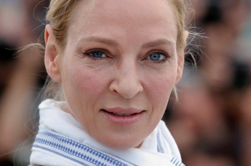 Uma Thurman levels accusations against Weinstein, Tarantino