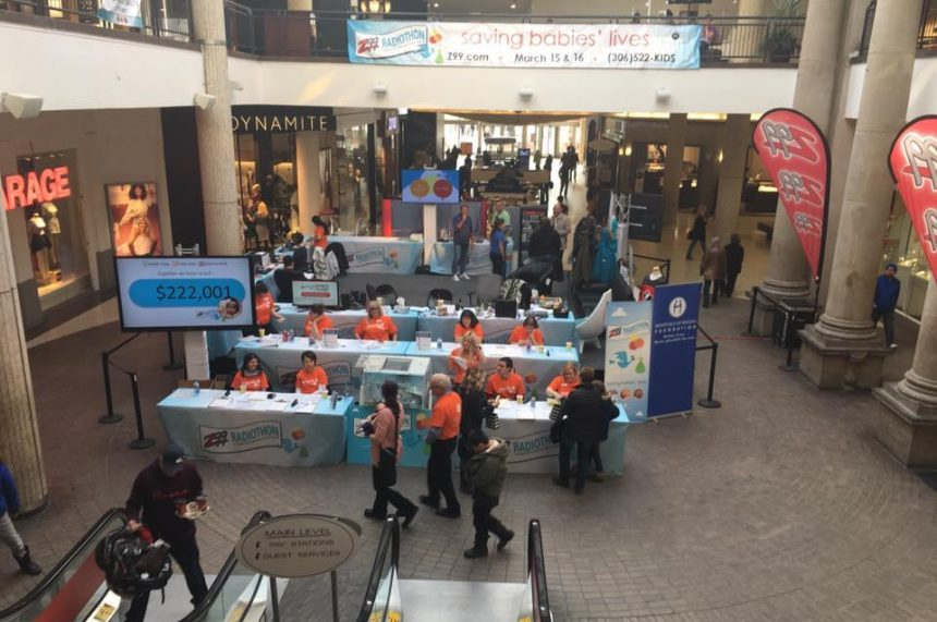'She's a fighter:' Z99 Radiothon raises $718,243