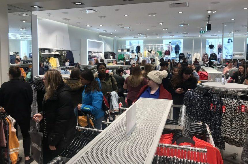 Saskatchewan's first H&M store opens in Regina