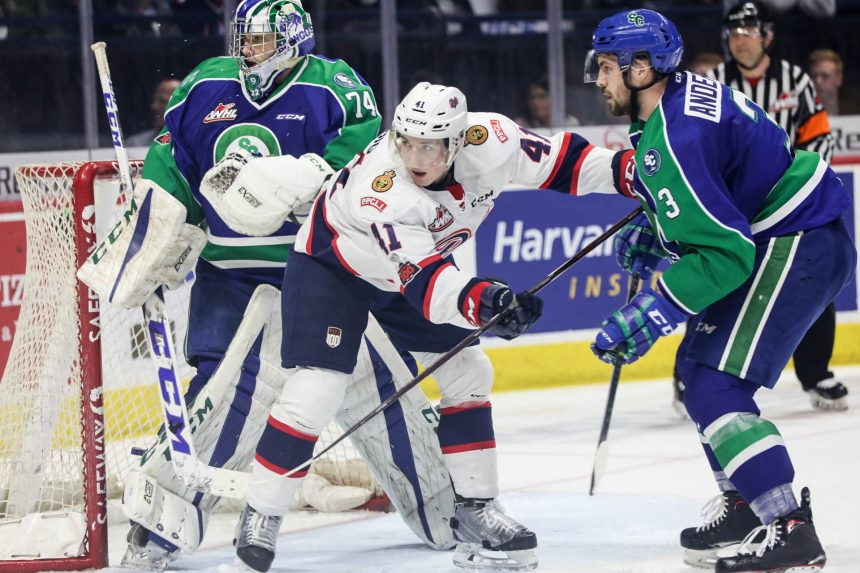 Pats bounce back with strong 6-3 win over Swift Current