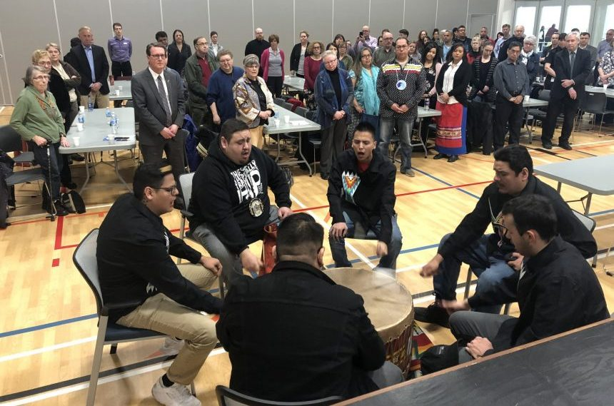 Reconciliation Regina holds 'pivotal' first public event