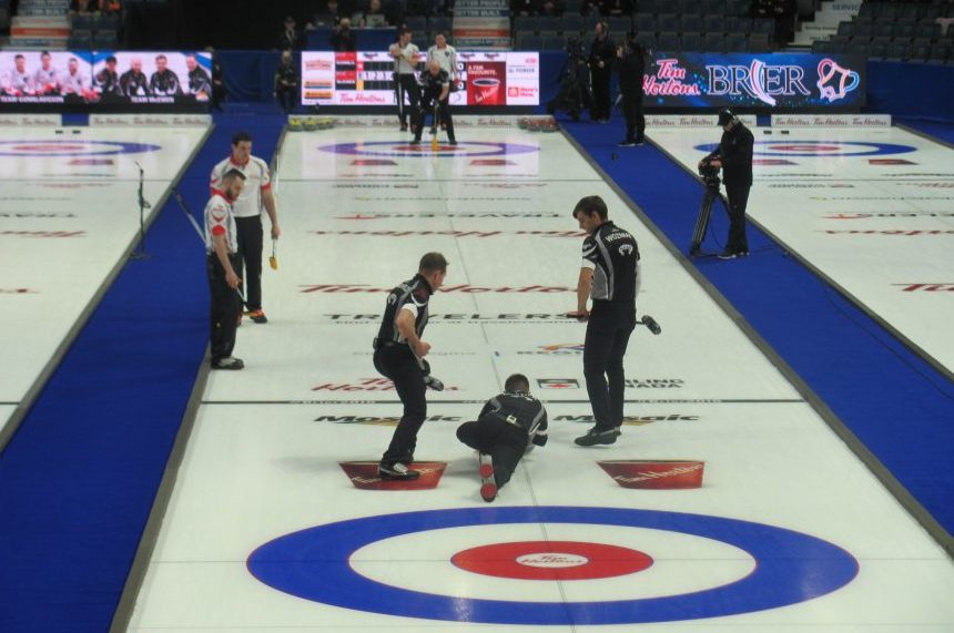 'Kind of like redemption:' McEwen wins wildcard in extra end