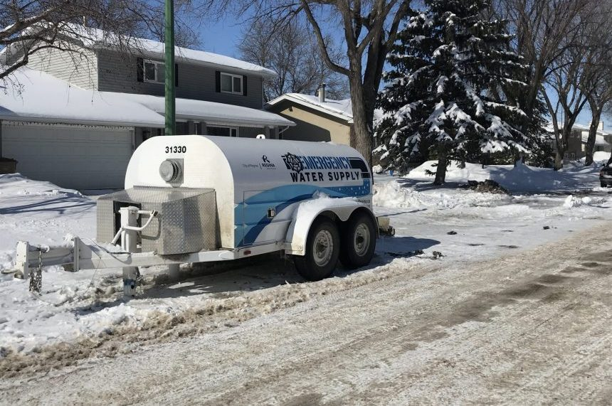 Local homeowner stressed over slow water main break repairs