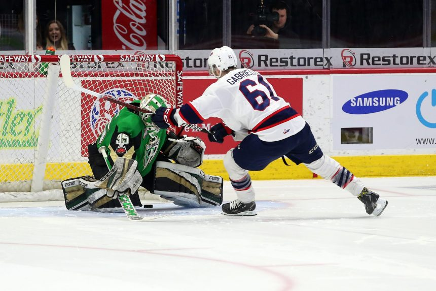Pats finish season series with clean sweep of P.A.