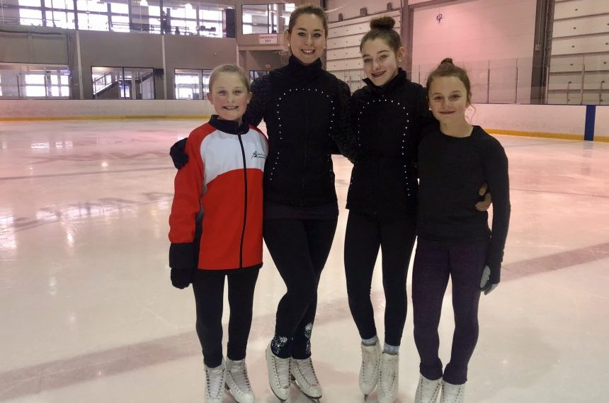 Sask. figure skaters feeling inspired post-Winter Olympics