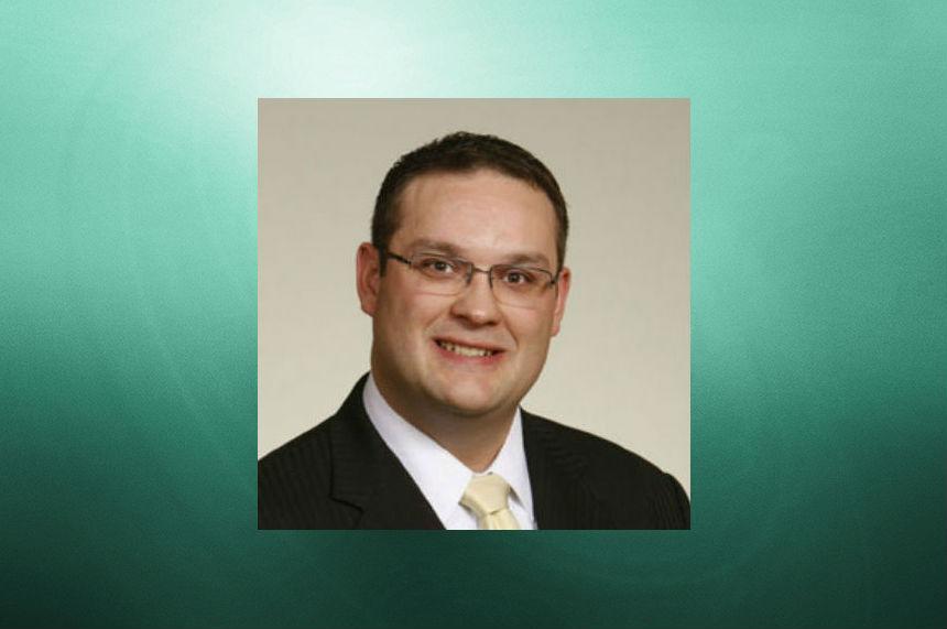 Regina MLA Warren Steinley seeking Conservative Party seat