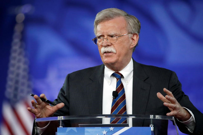Bolton replacing McMaster as Trump national security adviser