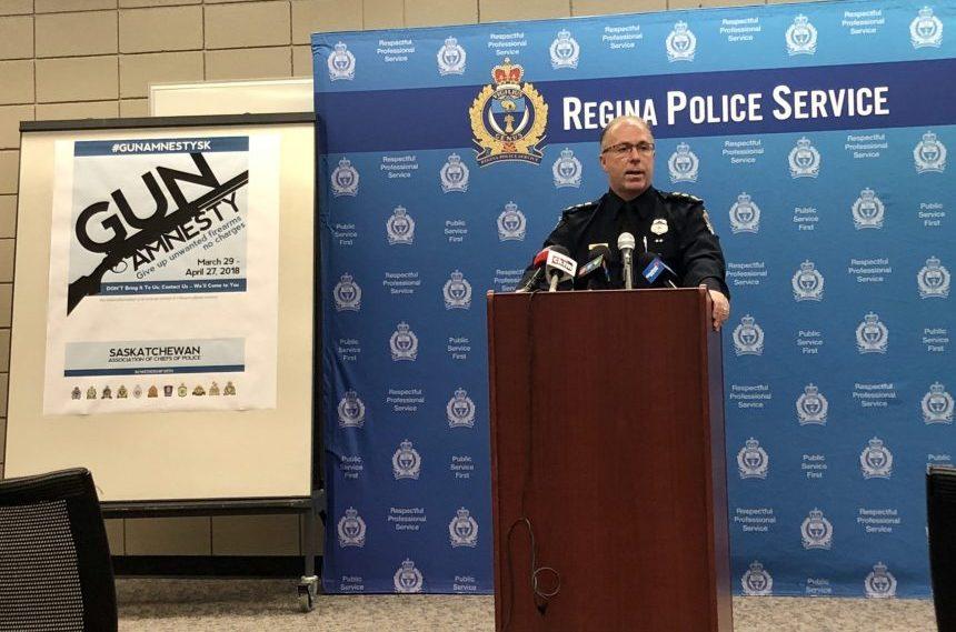 Sask. police announce provincial gun amnesty