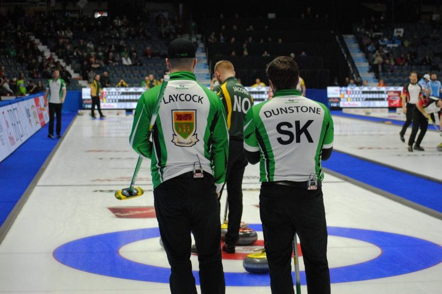 Saskatchewan hands Alberta second loss of the Brier